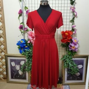 CAPTURE | Dress | V-Neck | AU 12 | New without tag | Very Good Condition